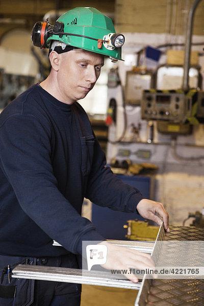 Industriearbeiter Industriearbeiter