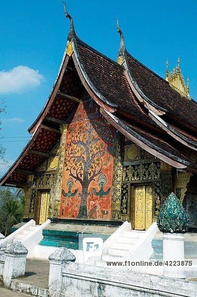 Wat Xieng Thong. Luang Prabang. Laos.