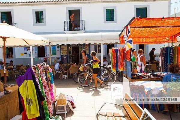 Sant Francesc. Formentera. Balearic Islands. Spain.
