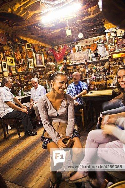 El Patillas Bar. Burgos. Castilla-Leon. Spain.