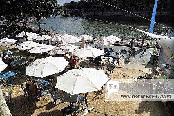 dock of the seine  paris