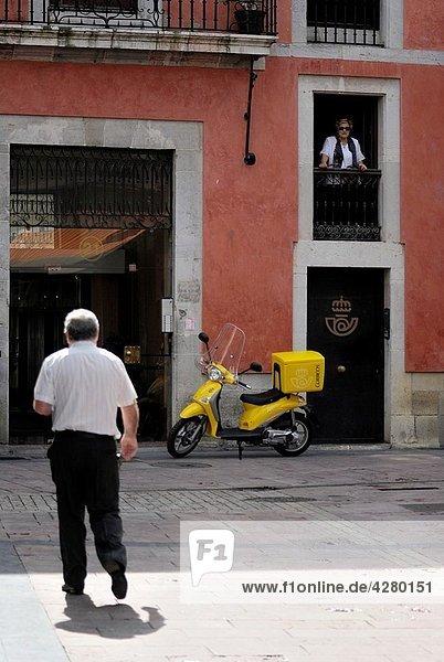 Post Office Ribadesella  Asturias
