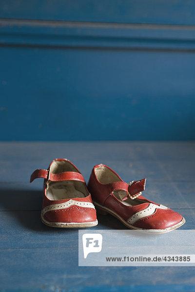 Kindes Schuhe