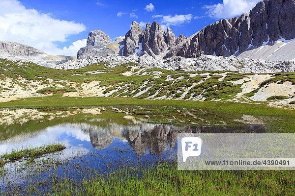 Alpen  Alpenflora  Alpenpanorama  Aussicht  Berg  Berge  Bergmassiv  Bergpanorama  Bergsee  Boedensee  Boedenseen  Dolomit  Dolo