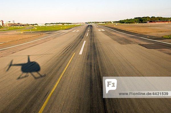 Start-und Landebahn