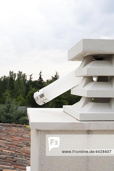 Dach Schornstein