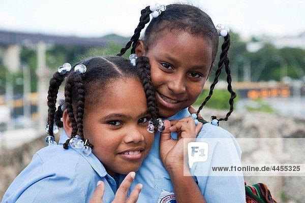 Amerika  Karibisches Meer  Dominikanische Republik
