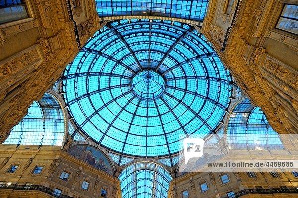 Italien  Lombardei  Mailand  Vittorio Emanuele Galerie Italien, Lombardei, Mailand, Vittorio Emanuele Galerie