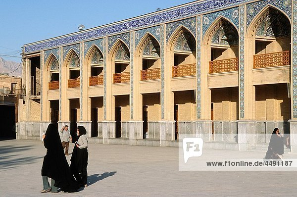 Iran  Shiraz  Mausoleum of Shah-é Cheragh