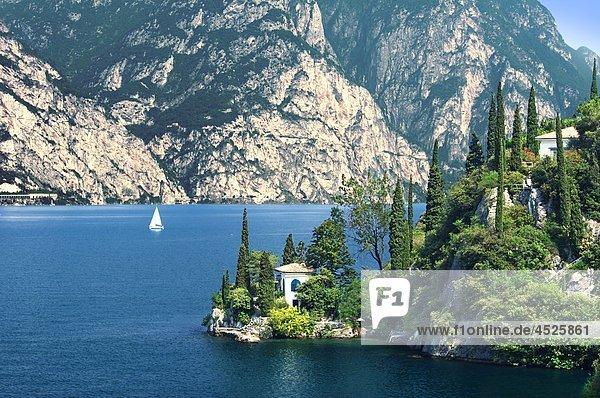 Gardasee  Italien  Europa