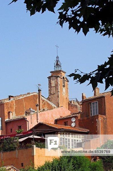 Roussillon  Vaucluse  Provence-Alpes-Côte d´Azur  France