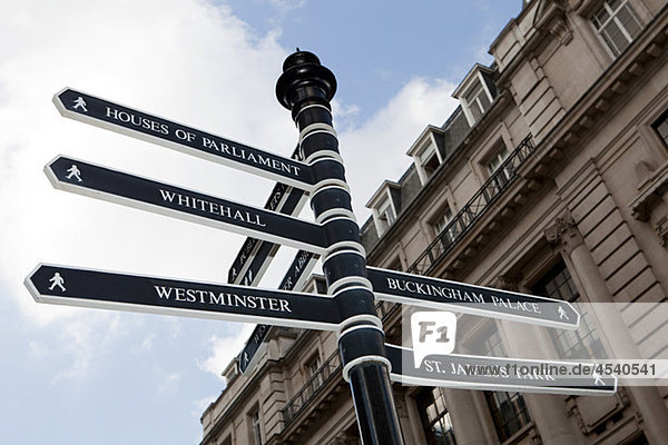 Londoner Wegweiser
