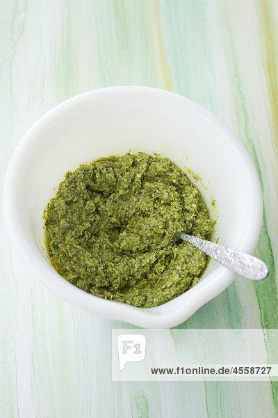 Spargel Pesto  / Mit Englischsprachigem Rezept Spargel Pesto, / Mit Englischsprachigem Rezept