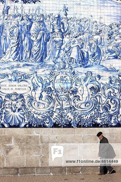 ¥Azulejos¥ mural  Carmo Church  Porto  Portugal ¥Azulejos¥ mural, Carmo Church, Porto, Portugal