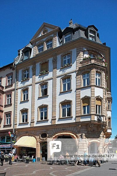 Frankfurt on the Main old town Hesse Germany