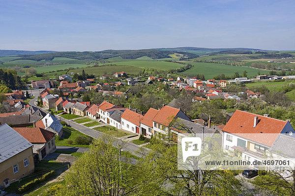 Strilky  Kromeriz district  Zlin region  Moravia  Czech Republic  Europe