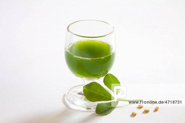 Vegetable   fenugreek Juice   methi ka rus   India