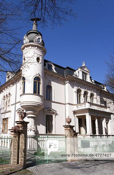 Villa von Kleist in der Innenstadt  Potsdam  Brandenburg  Deutschland  Europa