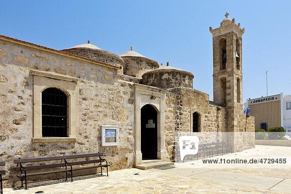 Die Kirche Ayia Paraskevi  Yeroskipou  UNESCO Weltkulturerbe  Südzypern  Zypern