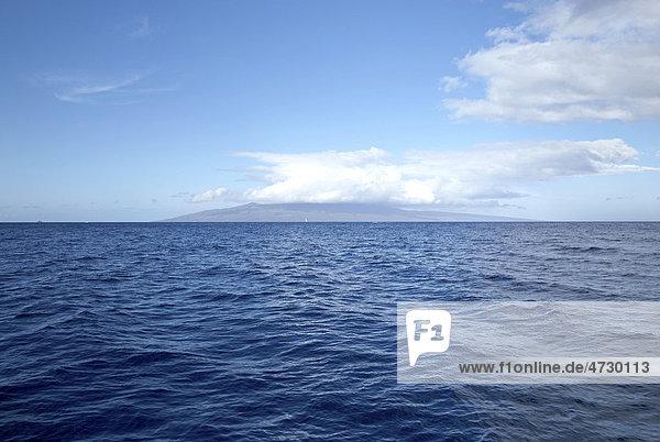 Ozean  Lanai  Hawaii  USA