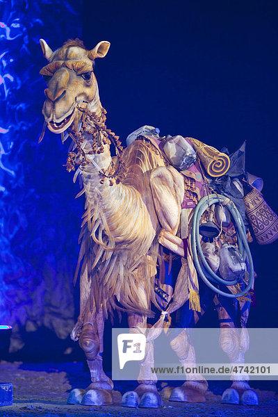 Magnifico  Show von AndrÈ Heller  Weltpremiere am 08.02.2011  München  Bayern  Deutschland  Europa