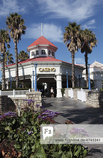 Boardwalk Casino  Summerstrand  Port Elizabeth  Südafrika  Afrika