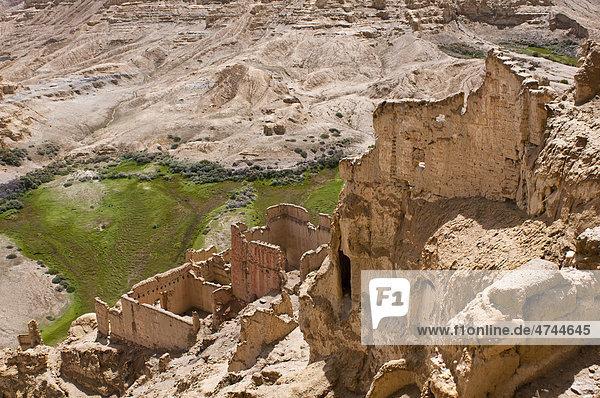 Das Königreich Guge  Westtibet  Tibet  Asien