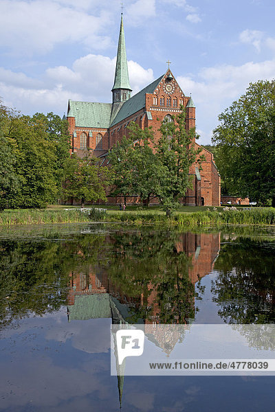 Doberaner Münster  Bad Doberan  Ostseeküste  Mecklenburg-Vorpommern  Deutschland  Europa