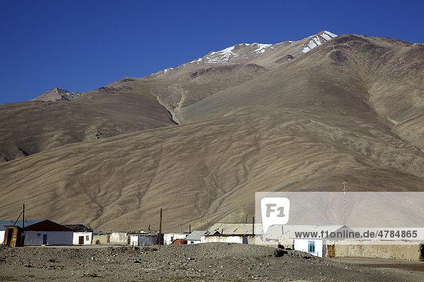 Bulunkul  Pamir  Tadschikistan  Zentralasien