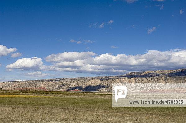 Bighorn Canyon National Recreation Area  Wyoming  USA  America
