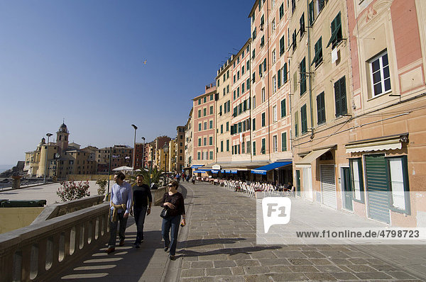 Camogli  Liguria  Italy  Europe
