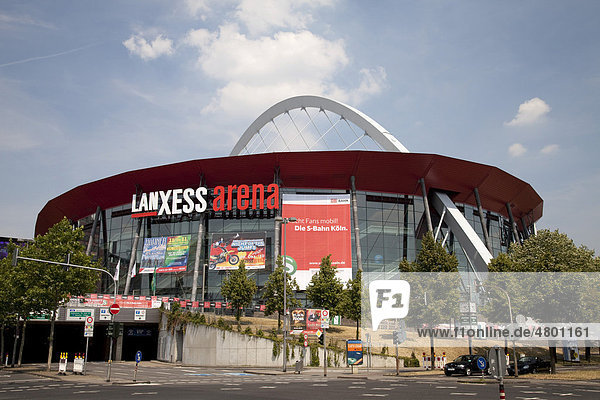 Lanxess Arena  Köln  Nordrhein-Westfalen  Deutschland  Europa Lanxess Arena, Köln, Nordrhein-Westfalen, Deutschland, Europa
