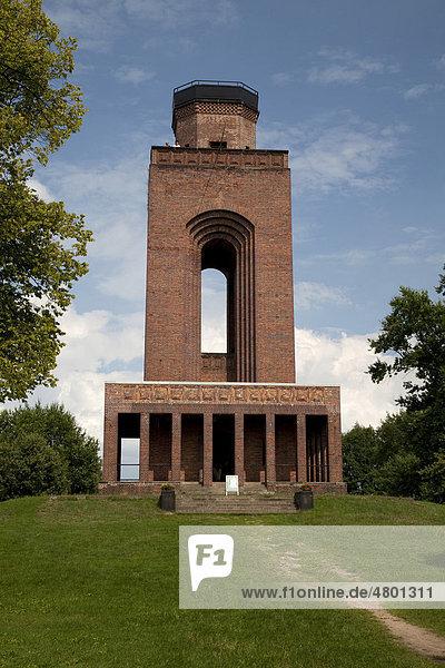 Bismarckturm  Burg  Spreewald  Brandenburg  Deutschland  Europa