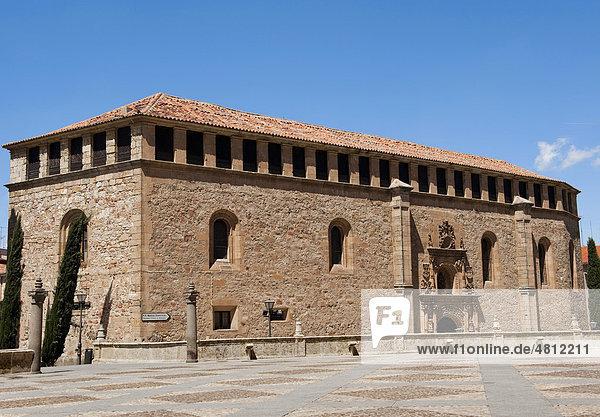Convento de las DueÒas  Dominikanerinnen-Kloster  Salamanca  Altkastilien  Castilla-LeÛn  Spanien  Europa