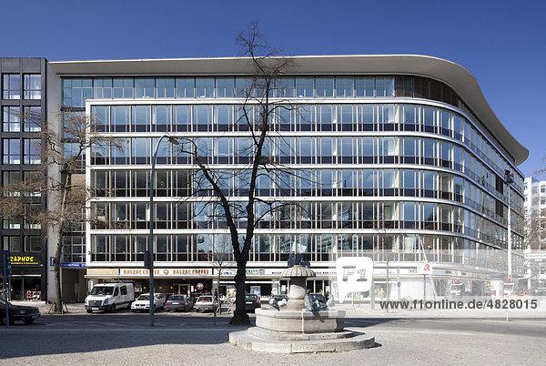 Haus Hardenberg  Büro- und Geschäftshaus  Charlottenburg  Berlin  Deutschland  Europa