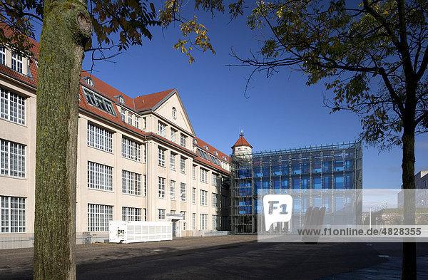 Zentrum für Kunst und Medientechnologie  ZKM  Karlsruhe  Baden-Württemberg  Deutschland  Europa
