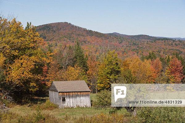 Landschaft  Vermont  USA