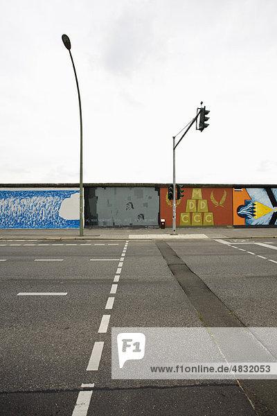 Deutschland,  Berlin,  Berliner Mauer,  East Side Gallery