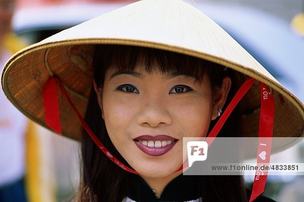 Asien  Conicle  Hut  Ho Chi Minh Stadt  Holiday  Landmark  Modell  Portrait  Released  Saigon  Tourismus  Reisen  Urlaub  Vietnam