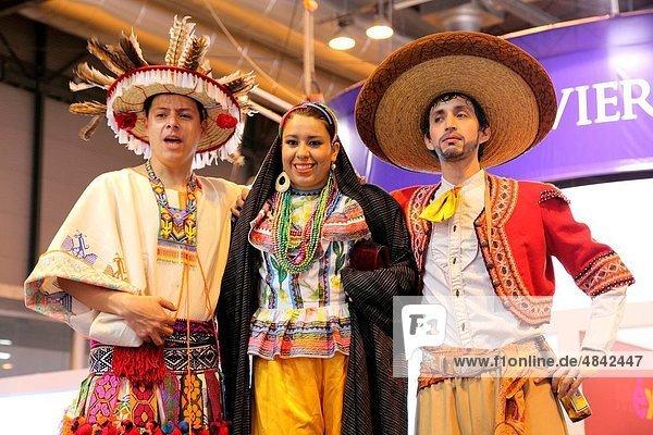 Madrid  Hauptstadt  Mexiko  Aufführung  Spanien