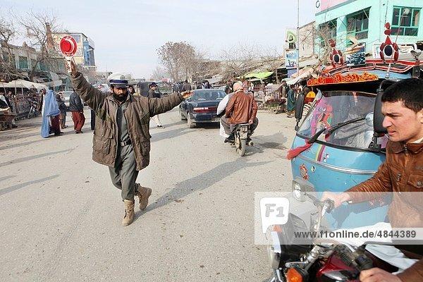 arbeiten  Afghanistan  Offizier  Polizei