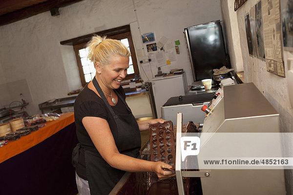Frau  Produktion