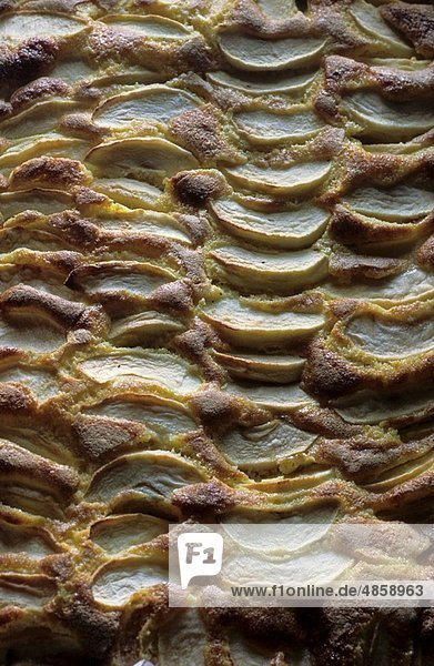 Torte  Apfel