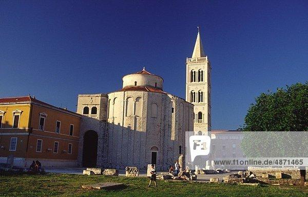 church in Zadar