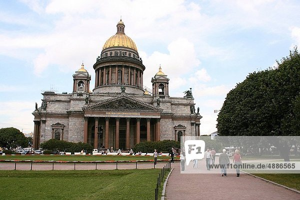 Isaaks-Kathedrale  Russland
