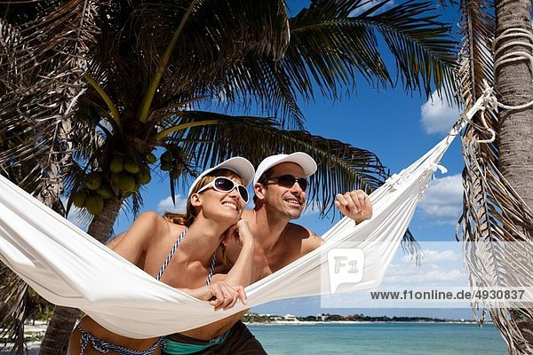 Couple hammock