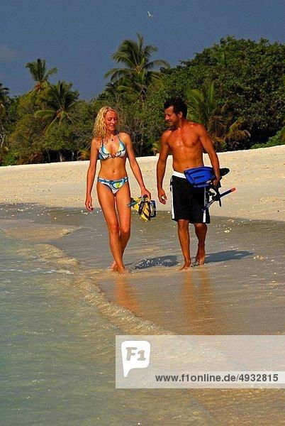 Malediven  Indischer Ozean  Indik