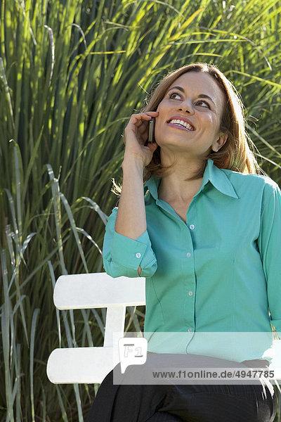 Handy Geschäftsfrau Klatsch Kurznachricht Handy,Geschäftsfrau,Klatsch,Kurznachricht