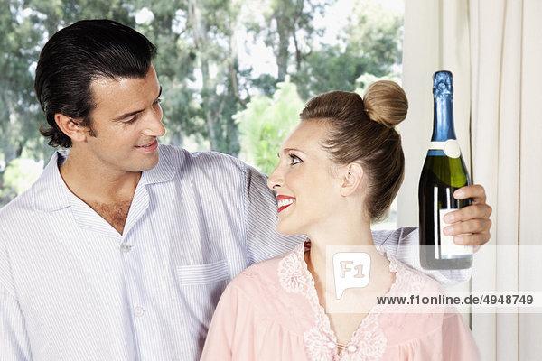 Interior  zu Hause  Fest  festlich  Champagner