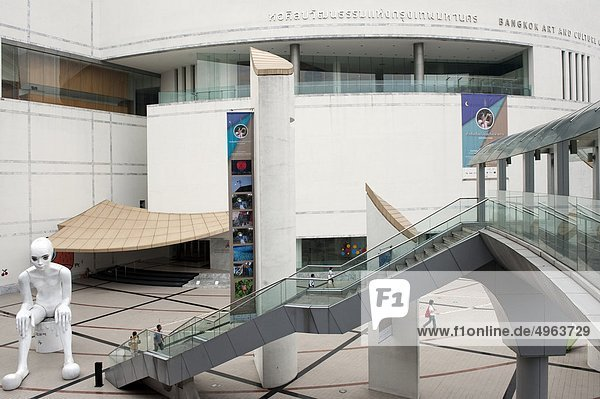 Asia  Thailand  Bangkok  Art and Culture Center